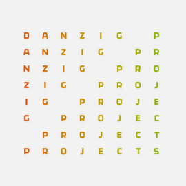 logo danzig projects, Rienk, Rienk Post
